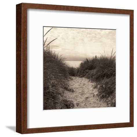 Dune Path-Christine Triebert-Framed Art Print