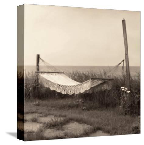 Hammock-Christine Triebert-Stretched Canvas Print