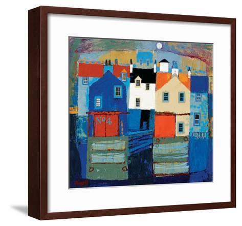Seatown-George Birrell-Framed Art Print