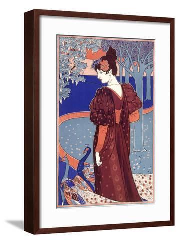 L'Estampe Modern-Louis John Rhead-Framed Art Print