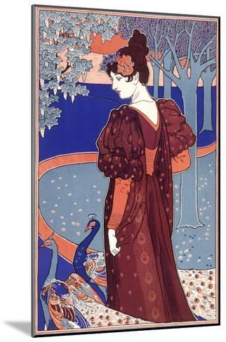 L'Estampe Modern-Louis John Rhead-Mounted Giclee Print