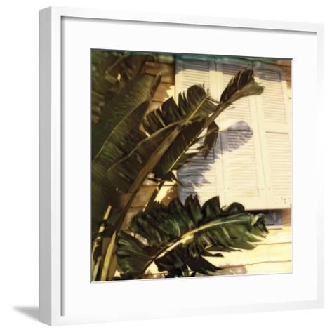 Conchy Joe's I-Rene Griffith-Framed Art Print