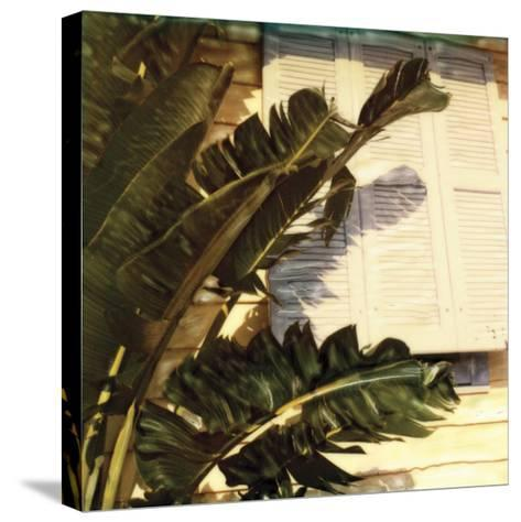 Conchy Joe's I-Rene Griffith-Stretched Canvas Print