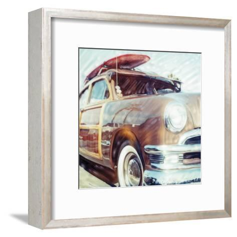 Classic Woody-Rene Griffith-Framed Art Print