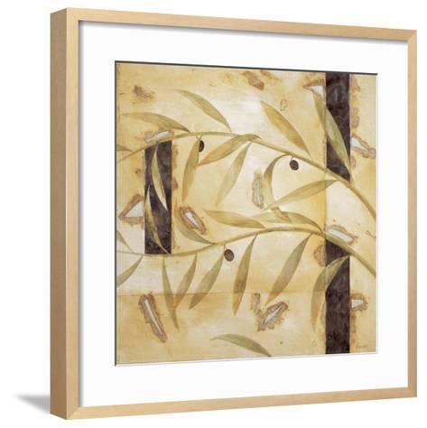 Olive Branch I-Chris Henry-Framed Art Print