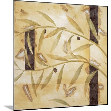 Olive Branch I-Chris Henry-Mounted Art Print