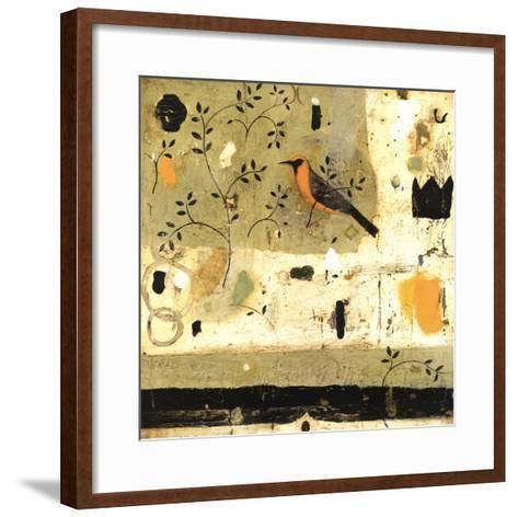 Bird of One-Nicholas Wilton-Framed Art Print
