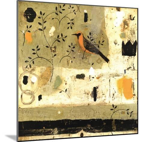 Bird of One-Nicholas Wilton-Mounted Art Print
