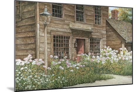 General Store-Dan Campanelli-Mounted Art Print