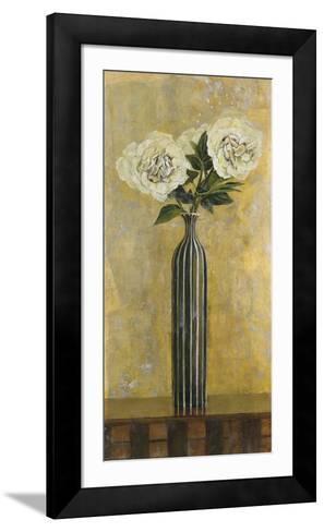 Structured Elegance I-Danson-Framed Art Print