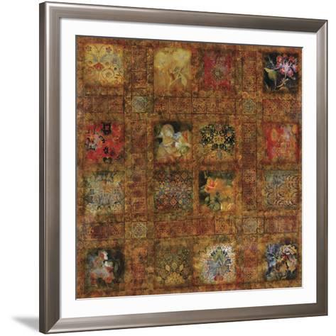 Red Carpet-Kemp-Framed Art Print