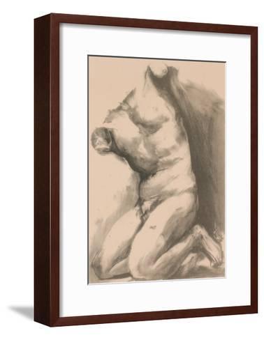 Glyptotek-Jim Dine-Framed Art Print