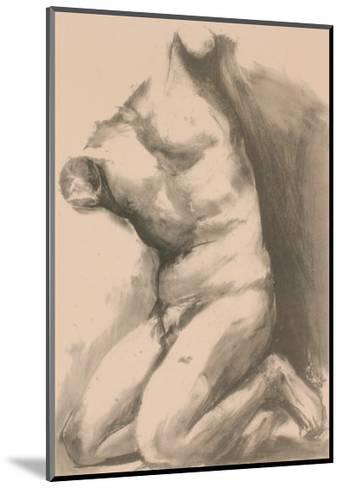 Glyptotek-Jim Dine-Mounted Collectable Print