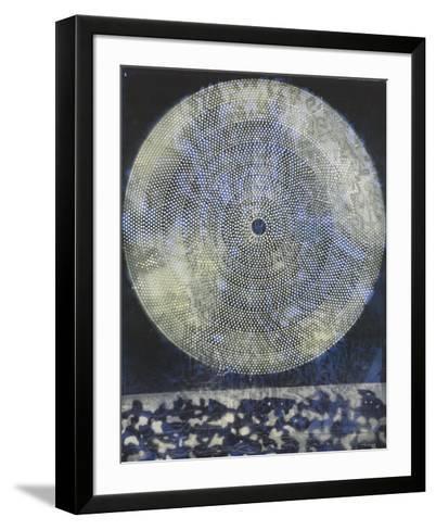 Birth of a Galaxy-Max Ernst-Framed Art Print