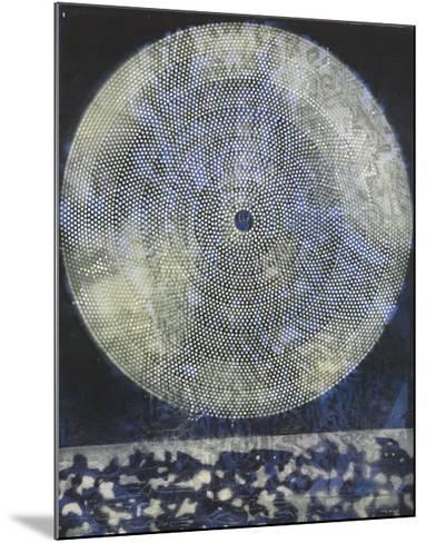 Birth of a Galaxy-Max Ernst-Mounted Art Print
