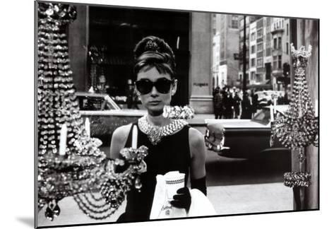 Audrey Hepburn--Mounted Art Print