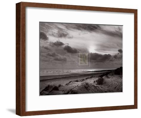 Sea and Sky I-Bill Philip-Framed Art Print