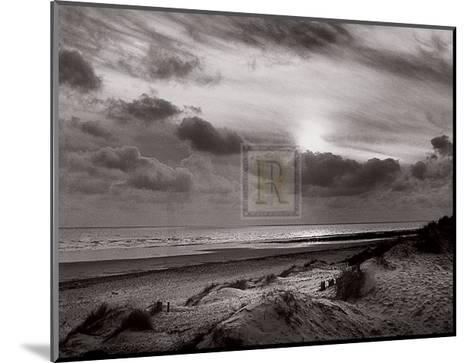 Sea and Sky I-Bill Philip-Mounted Art Print