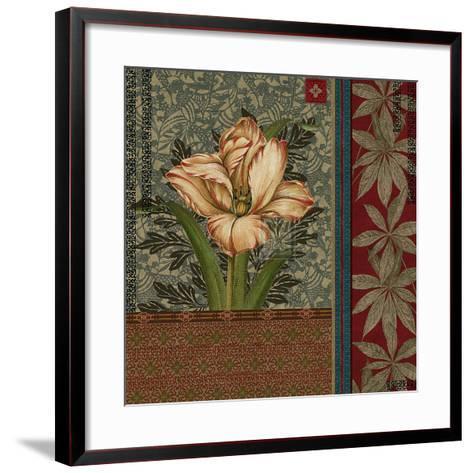 Pappagallo I-Linda Blake-Framed Art Print