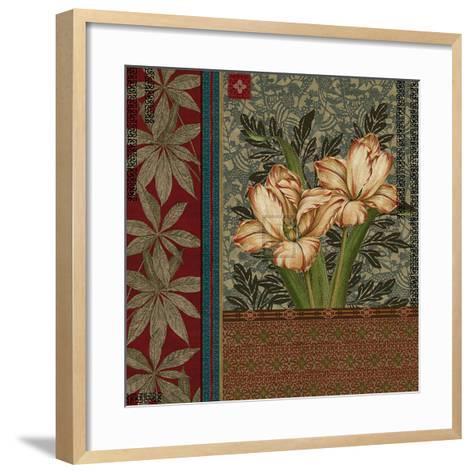 Pappagallo II-Linda Blake-Framed Art Print