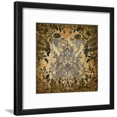 Noir Nouveau I-Jennifer Hollack-Framed Art Print
