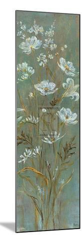 Celedon Bouquet I-Liv Carson-Mounted Art Print