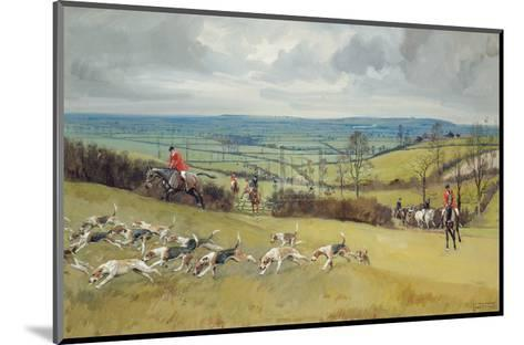 The Whaddon Chase-Lionel Edwards-Mounted Premium Giclee Print