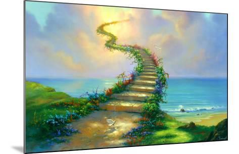 Stairway to Heaven-Jim Warren-Mounted Art Print