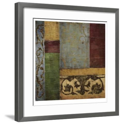 Twilight Filigree I-Chariklia Zarris-Framed Art Print
