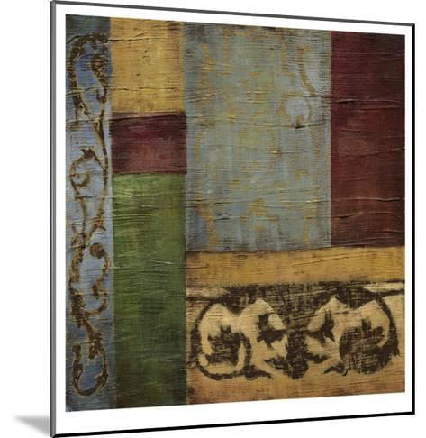 Twilight Filigree I-Chariklia Zarris-Mounted Limited Edition