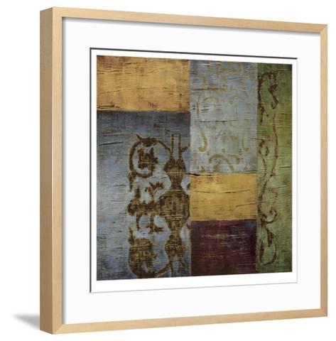 Twilight Filigree II-Chariklia Zarris-Framed Art Print
