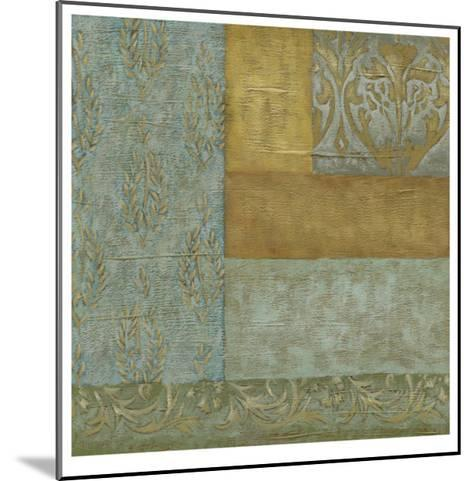Mediterranean Tapestry I-Chariklia Zarris-Mounted Limited Edition