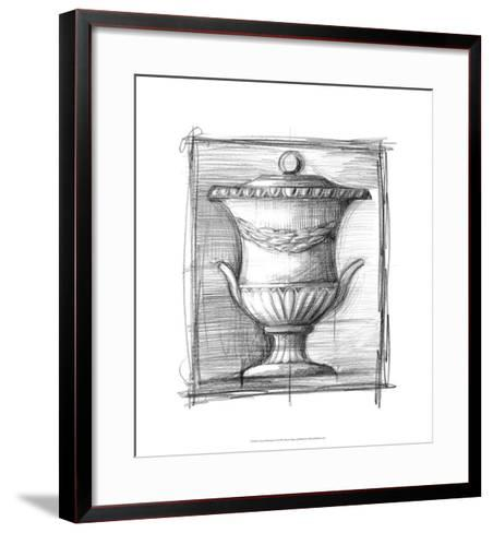 Classical Elements IV-Ethan Harper-Framed Art Print