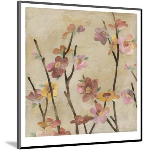 Blossom Collage I-Megan Meagher-Mounted Limited Edition