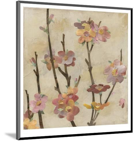 Blossom Collage II-Megan Meagher-Mounted Limited Edition