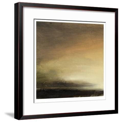 Abstract Horizon VIII-Ethan Harper-Framed Art Print