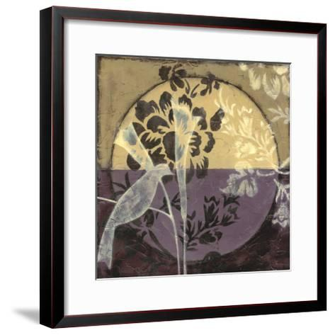 Bird Sanctuary I-Jennifer Goldberger-Framed Art Print