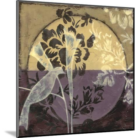 Bird Sanctuary I-Jennifer Goldberger-Mounted Limited Edition