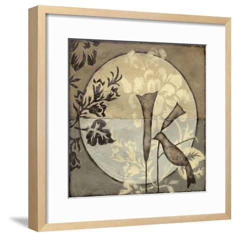 Bird Sanctuary II-Jennifer Goldberger-Framed Art Print