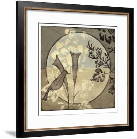 Bird Sanctuary III-Jennifer Goldberger-Framed Art Print