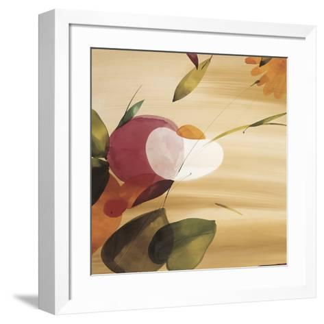 Floral Inspiration I-Lola Abellan-Framed Art Print