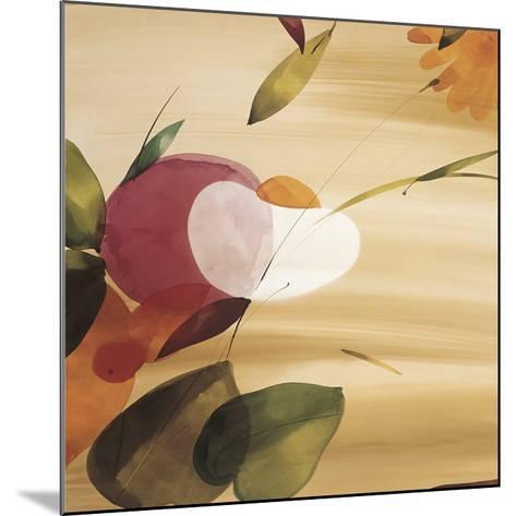 Floral Inspiration I-Lola Abellan-Mounted Art Print