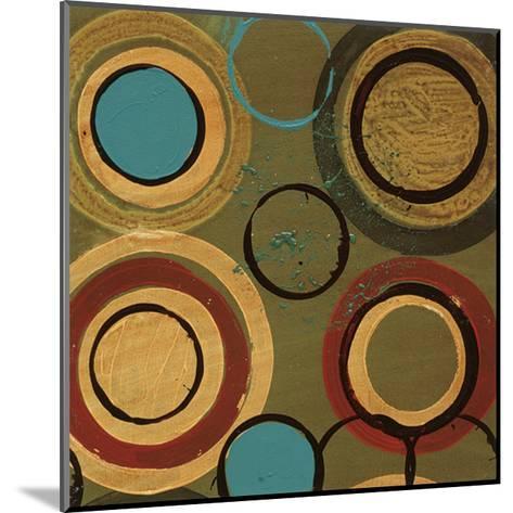 Circle Designs I-Leslie Bernsen-Mounted Art Print