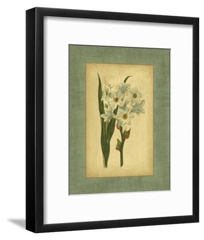 Spa Blue Curtis I-Samuel Curtis-Framed Art Print