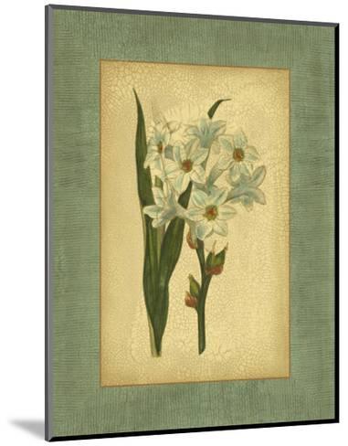 Spa Blue Curtis I-Samuel Curtis-Mounted Art Print
