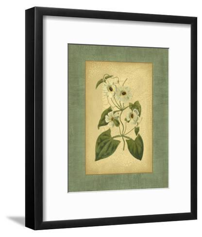 Spa Blue Curtis III-Samuel Curtis-Framed Art Print