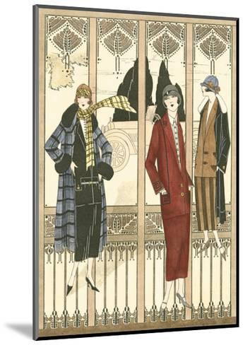 Art Deco Elegance III--Mounted Art Print