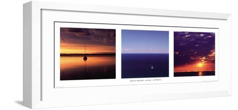 Sailing, Australia-Neville Prosser-Framed Art Print
