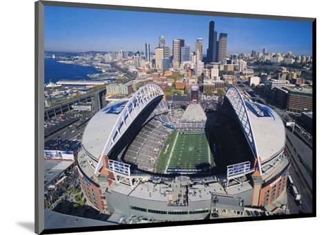 Seattle Seahawks- Quest Field--Mounted Art Print
