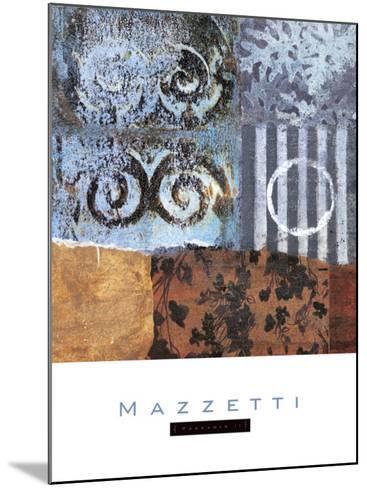 Passagio II-Alan Mazzetti-Mounted Art Print